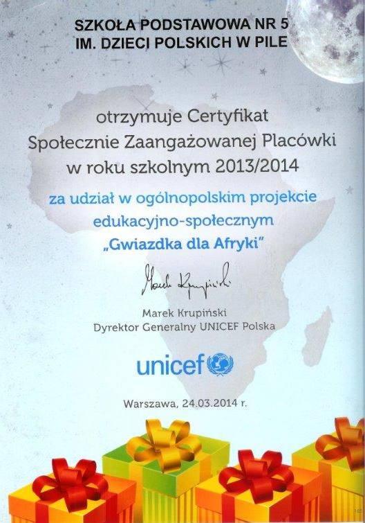 certyfikat_unicef
