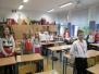 2018 11 09 Śpiewanie Hymnu Polski w klasach