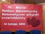 2019 02 14 Matematyczne potyczki czwartoklasisty