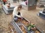 2020 10 30 6B sprzątanie cmentarza